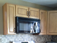 builds custom cabinets and does cabinet retrofitting and kitchen updating in ways that are different from other cabinet and kitchen refacing companies