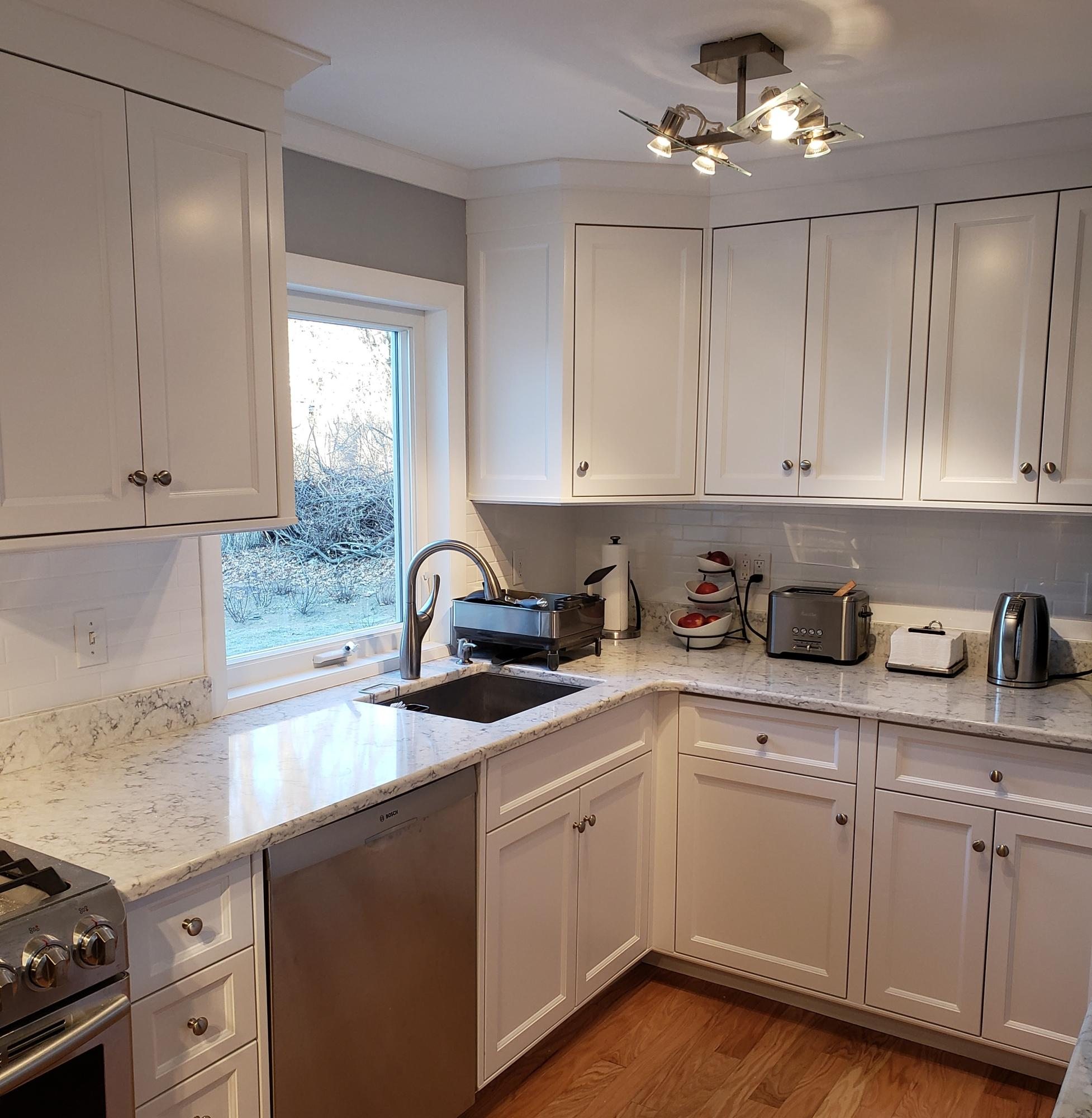 Kitchen Cpr The Custom Alternative To Replacing Or Painting Over Your Existing Cabinets Custom Cabinets And Solid Wood Resurfacing Blending Old And New